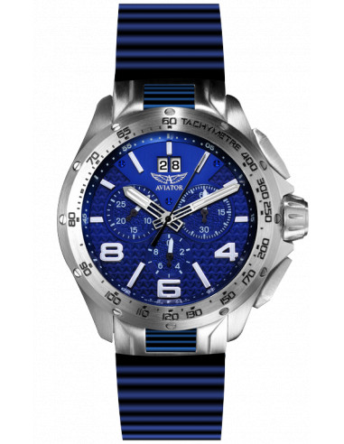 AVIATOR SWISS MIG-35 M.2.19.0.133.6 watch 614.051875 - 1