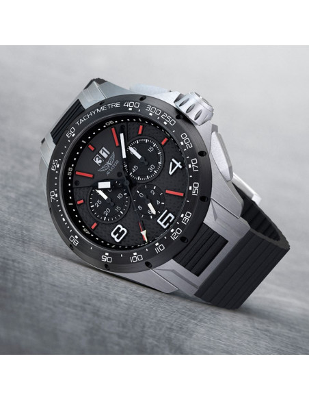 AVIATOR SWISS MIG-35 M.2.19.5.132.6 watch Aviator - 2
