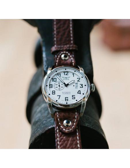 AVIATOR Bristol Scout V.3.18.0.161.4 watch Aviator - 5