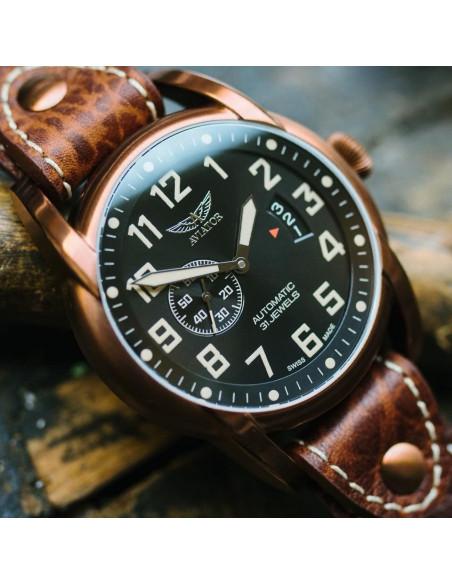 AVIATOR Bristol Scout V.3.18.8.162.4 watch Aviator - 2