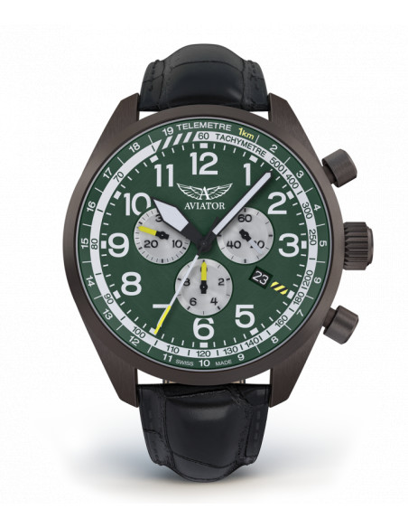 AVIATOR Airacobra P45 Chrono V.2.25.7.171.4 watch Aviator - 2