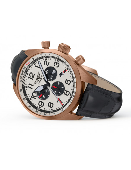 AVIATOR Airacobra P45 Chrono V.2.25.2.173.4 watch Aviator - 2