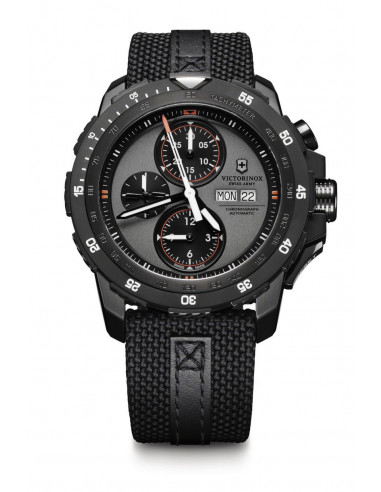 VICTORINOX Swiss Army Alpnach 241528 Mechanical Chronograph Watch