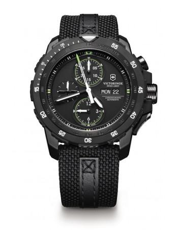 VICTORINOX Swiss Army Alpnach 241527 Mechanical Chronograph Watch