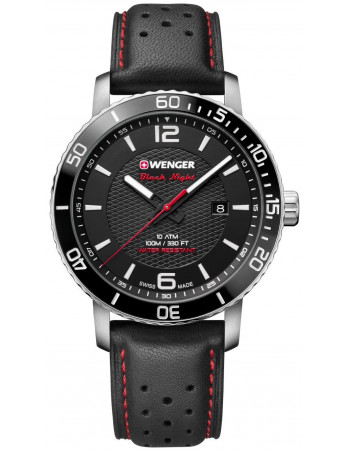 Wenger Black Night Roadster 01.1841.101 watch Wenger - 1