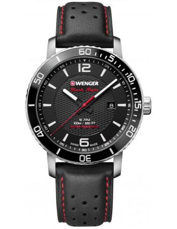 Wenger Black Night Roadster 01.1841.101 watch Wenger - 1