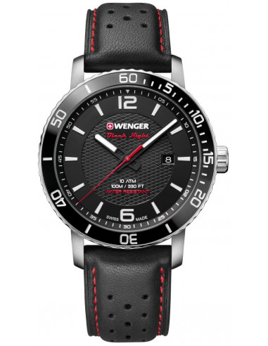 Wenger Black Night Roadster 01.1841.101 watch 188.708625 - 1