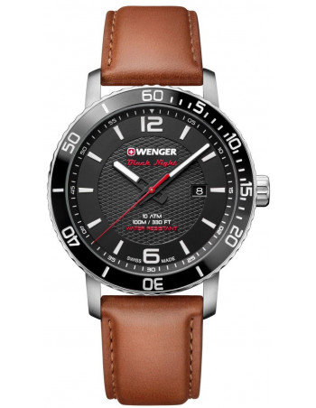 Wenger Black Night Roadster 01.1841.105 watch Wenger - 1