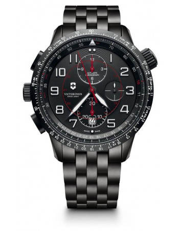 Victorinox 241742 Airboss Mach 9 chronograph watch Victorinox Swiss Army - 1