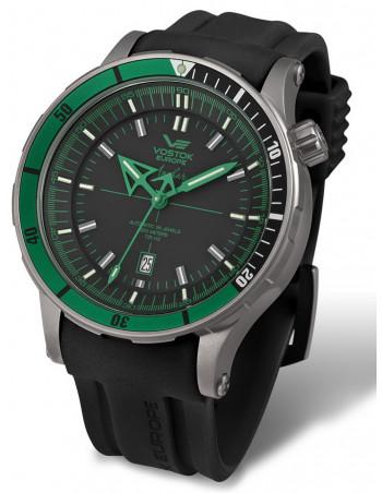 Men's Vostok Europe NH35A/5107172 Anchar Titan watch