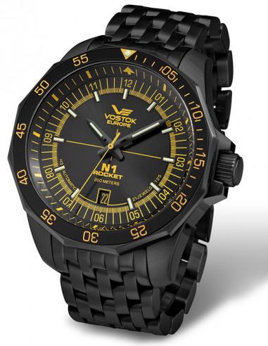 Men's Vostok Europe NH25A/2255151B N1 Rocket watch