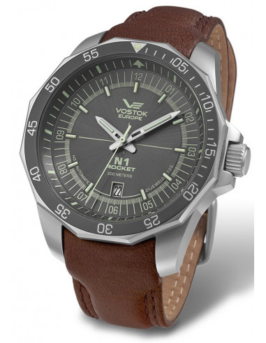 Men's Vostok Europe NH25A/2255149 N1 Rocket watch