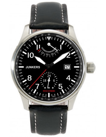 Junkers 6666-2 Hugo Junkers series watch