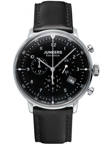 Junkers 6086-2 Junkers Bauhaus series watch