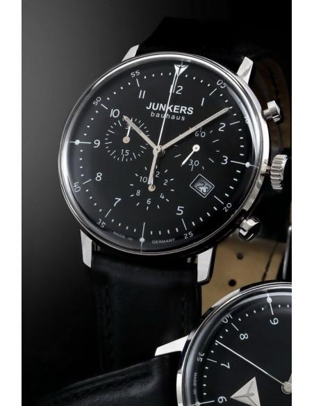 Junkers 6086-2 Junkers Bauhaus series watch