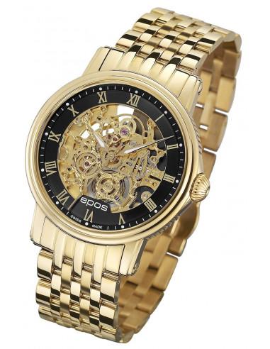 Epos Emotion 3390.156.22.25.32 Skeleton Watch 2116.731667 - 1