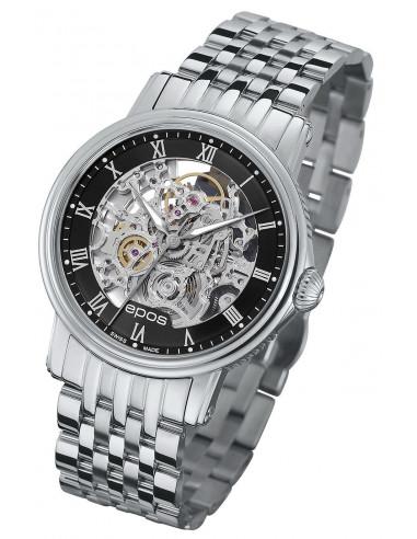 Epos Emotion 3390.155.20.25.30 Skeleton Watch Epos - 1
