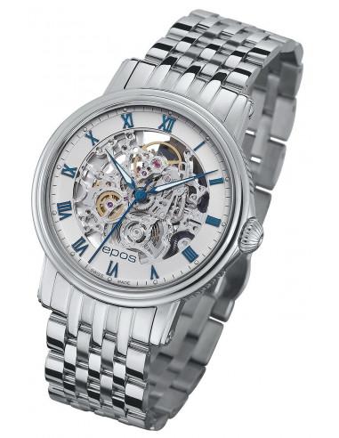 Epos Emotion 3390.155.20.20.30 Szkieletowy zegarek 1986.932083 - 1