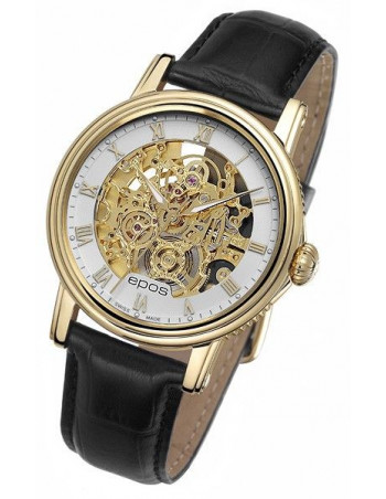 Epos Emotion 3390.156.22.20.25 Skeleton Watch Epos - 1