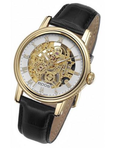 Epos Emotion 3390.156.22.20.25 Szkieletowy zegarek 1971.955208 - 1