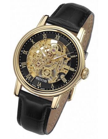 Epos Emotion 3390.156.22.25.25 Skeleton Watch Epos - 1