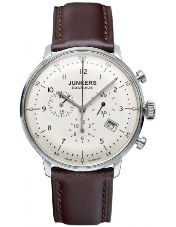 Junkers 6086-5 Junkers Bauhaus series watch
