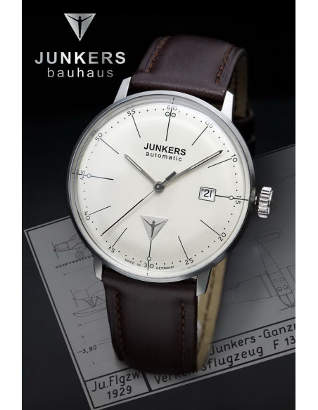 Junkers 6050-5 Junkers Bauhaus series watch