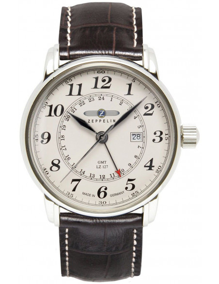 Zeppelin 7642-5 LZ127 Count Zeppelin watch Zeppelin - 1