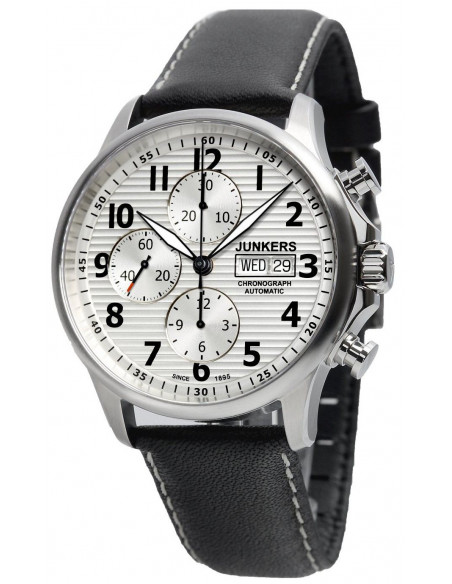 Junkers 6818-1 Tante Ju Chronograph watch Junkers - 2