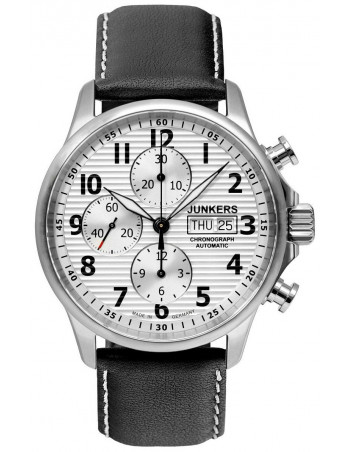 Hodinky Junkers 6818-1 Tante Ju Chronograph Junkers - 1