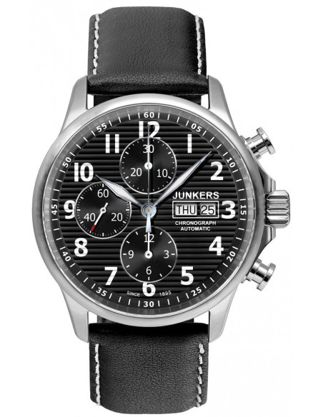 Junkers 6818-2 Tante Ju chronograph watch Junkers - 1