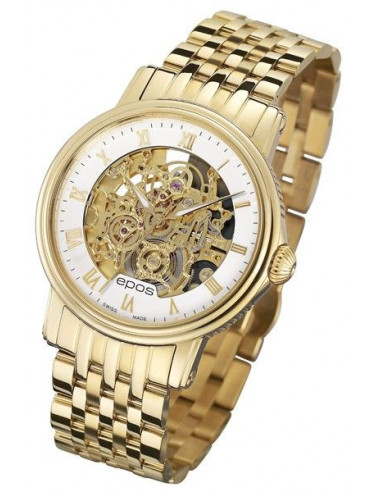 Epos Emotion 3390.156.22.20.32 Skeleton Watch Epos - 1