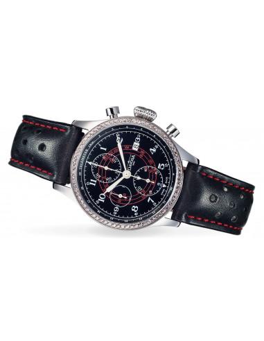 Davosa 161.009.56 Vintage Rallye Pilot Diamond watch