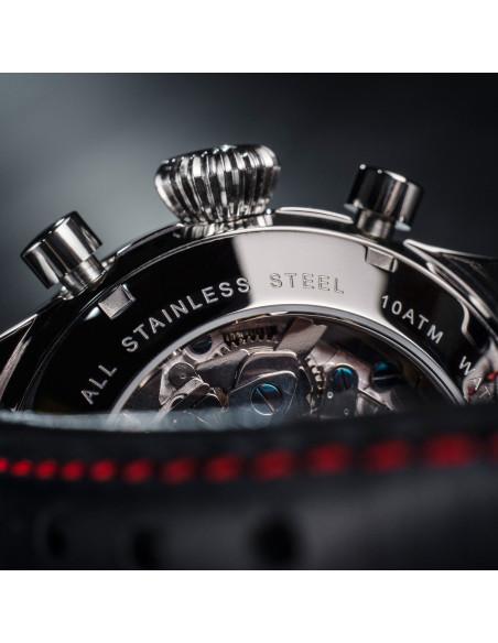 Davosa 161.009.56 Vintage Rallye Pilot Diamond watch Davosa - 4