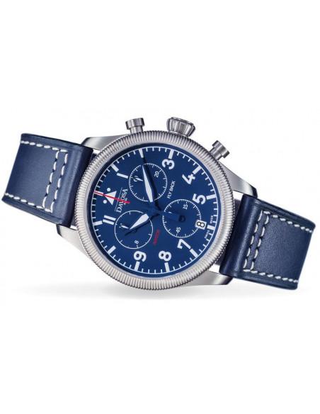 Davosa 162.499.45 Aviator Fly Back Chronograph watch Davosa - 2