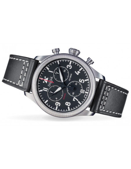 Davosa 162.499.55 Aviator Fly Back Chronograph watch Davosa - 2