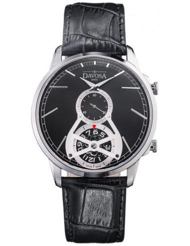 Zegarek Davosa 162.497.54 Cuore² Dual Time 397.386417 - 1