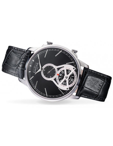 Davosa 162.497.54 Cuore² Dual Time watch Davosa - 2