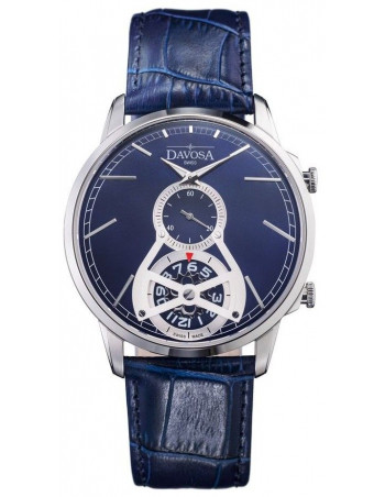 Davosa 162.497.44 Cuore² Dual Time watch