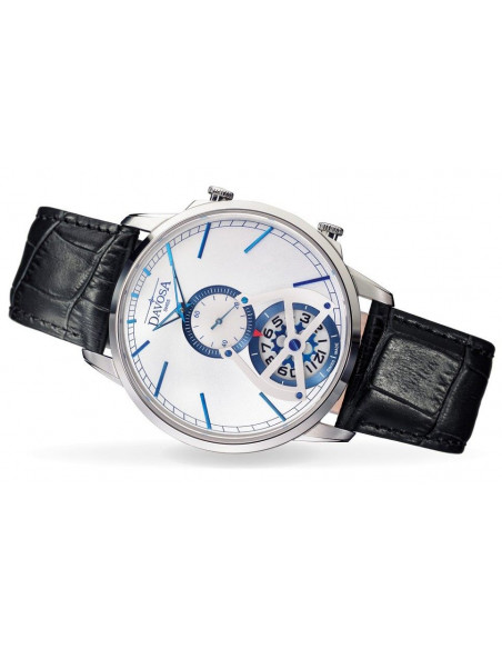 Davosa 162.497.14 Cuore² Dual Time watch Davosa - 2