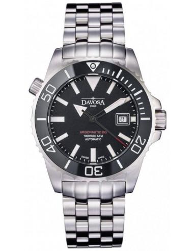 Davosa 161.522.20 Automatyczny zegarek nurkowy Argonautic BG 796.76975 - 1