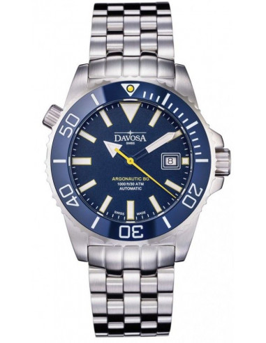 Davosa 161.522.40 Argonautic BG automatic diver watch Davosa - 1