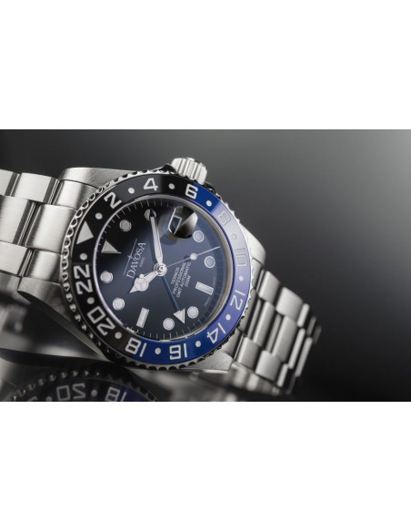 Davosa 161.571.45 Ternos Professional TT GMT automatic watch Davosa - 3