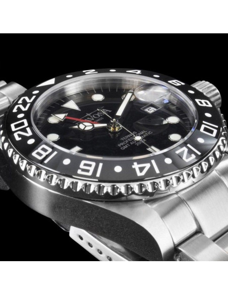 Davosa 161.571.50 Ternos Professional TT GMT automatic watch 1246.076 - 4