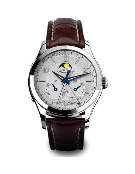 Armand Nicolet 9742B-AG-P974MR2 M02 Collection Mechanical watch