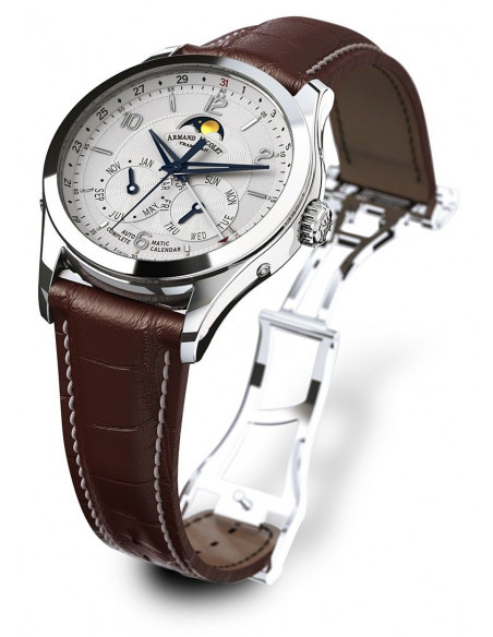 Armand Nicolet 9742B-AG-P974MR2 M02 Collection Mechanical watch Armand Nicolet - 2