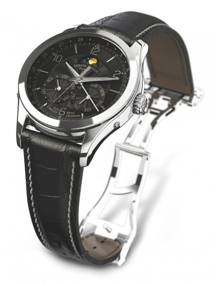 Armand Nicolet 9742B-NR-P974NR2 M02 Collection Mechanical watch Armand Nicolet - 2