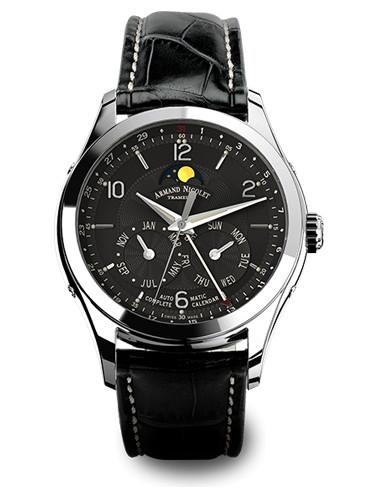 Zegarek Armand Nicolet 9742B-NR-P974NR2 M02 3983.84875 - 1