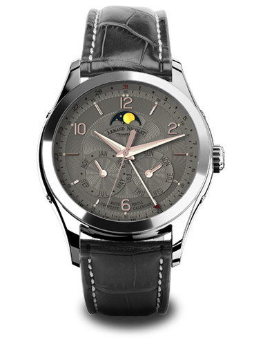 Hodinky Armand Nicolet 9742B-GS-P974GR2 M02 Collection Mechanical 3983.84875 - 1