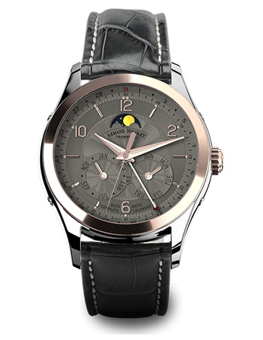 Hodinky Armand Nicolet 8742B-GS-P974GR2 M02 Collection Mechanical 5391.675 - 1
